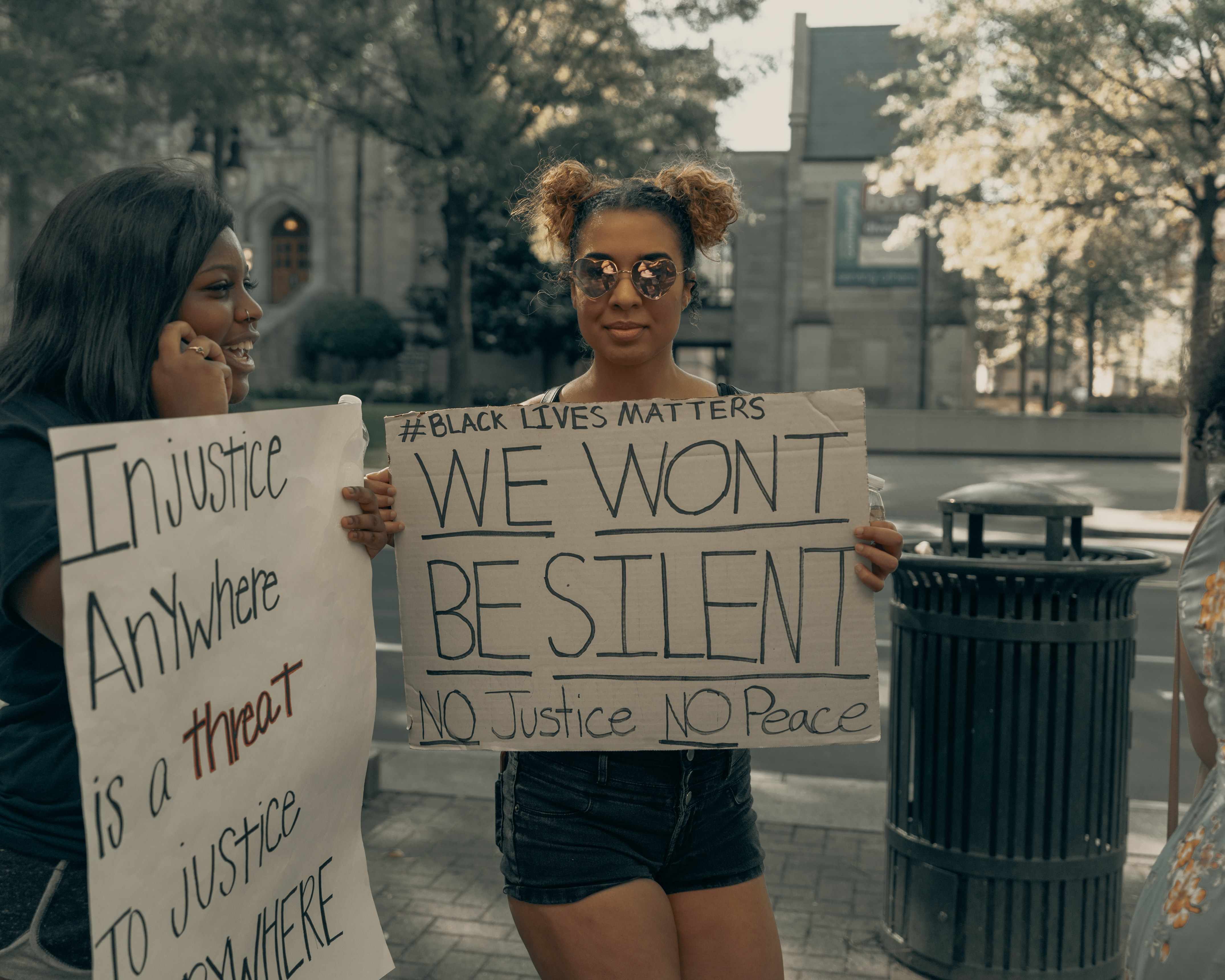 On Racism  – my commitment to not being silent anymore
